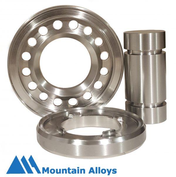 Various Alloy Component Parts